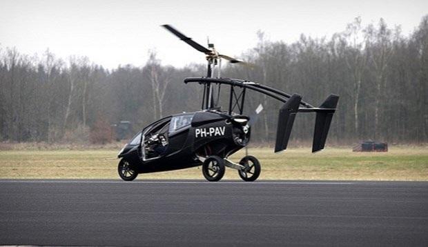 ماشین پرنده Pal V One
