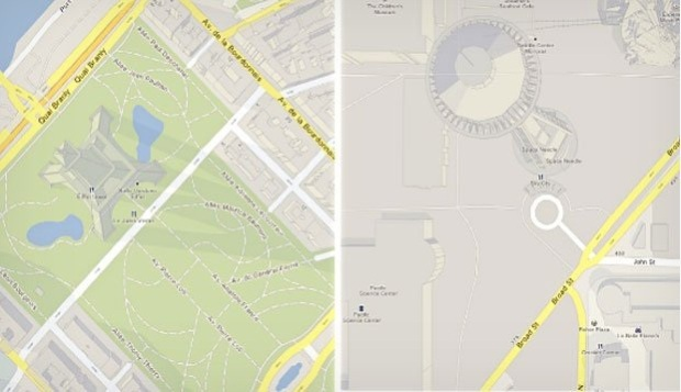 Google Maps GL