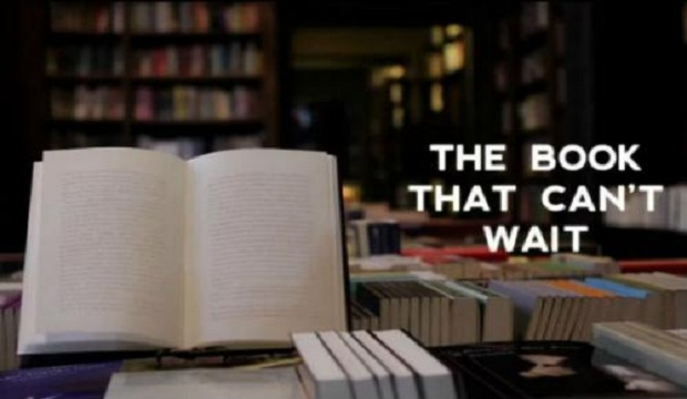 The Book That Cant Wait