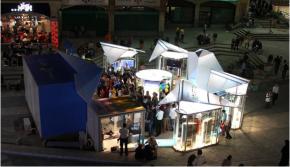نمایشگاه تلویزیونهای هوشمند سامسونگ