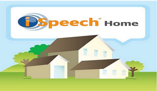 iSpeech Home
