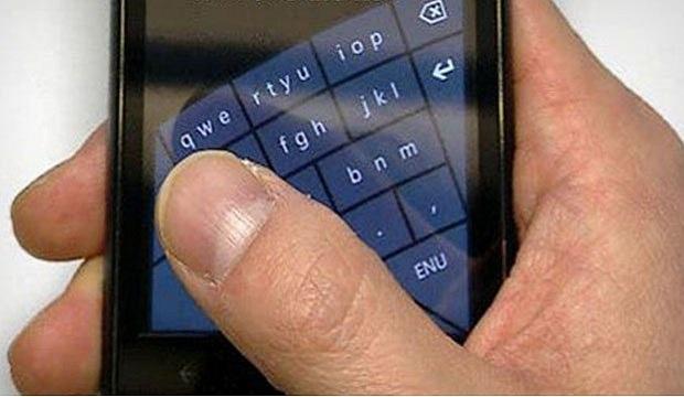 Windows Phone 8 Apollo / New Keyboard