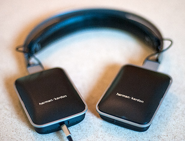 Harman Kardon CL Headphones 2