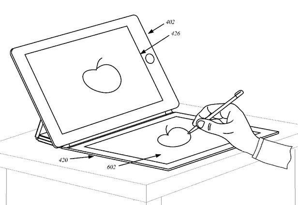 Apple Smart Cover Gets Even Smarter  adrawingsurface