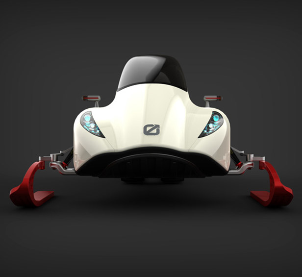 Coolest Snowmobile Ever 2