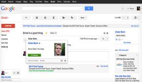 google+ shortcut